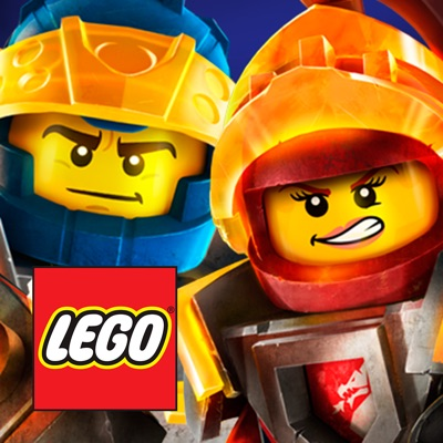 LEGO® NEXO KNIGHTS™ : MERLOK 2.0 ios app
