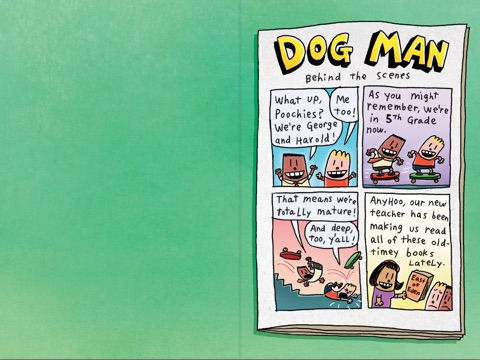 Dog Man and Cat Kid: From the Creator of Captain Underpants (Dog Man #4) by Dav Pilkey on Apple