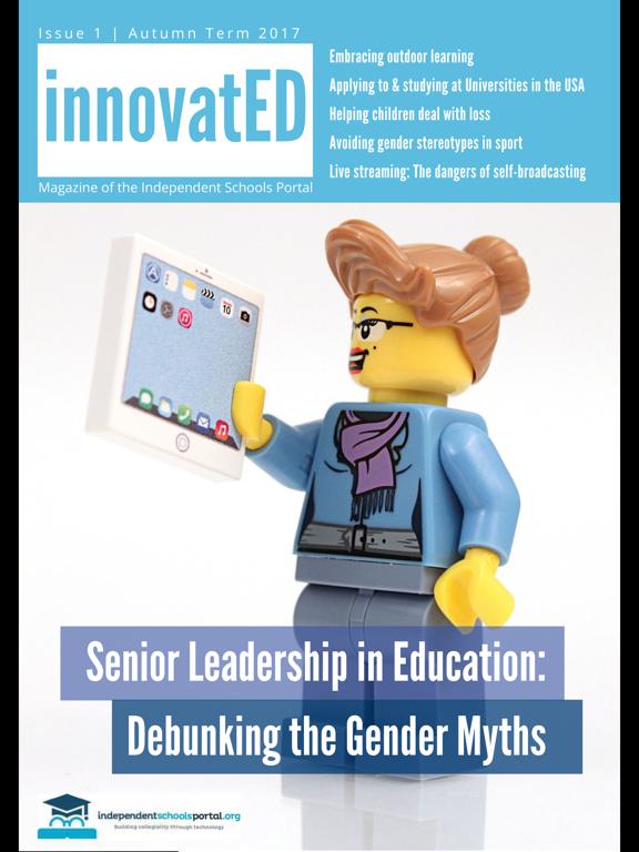 innovatED Magazine screenshot 8