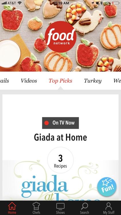 Food Network In the Kitchen screenshot-0