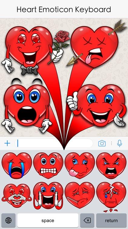 Love Emoji Keyboard