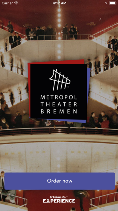 Metropol Theater Bremen Gastro