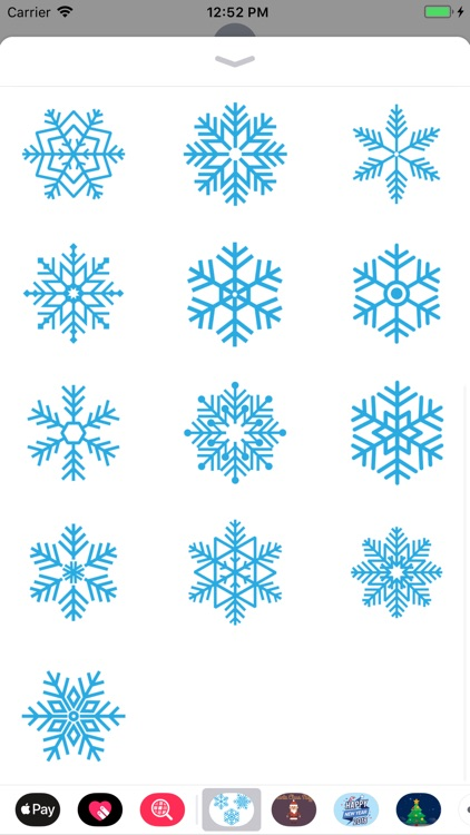 Winter is Coming - Snowflakes