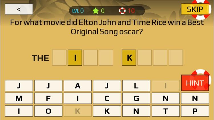 Movies & Film Trivia