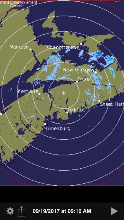 Canada Radar screenshot-3