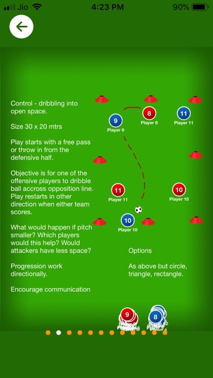 Football Soccer Coaching Plans screenshot-4