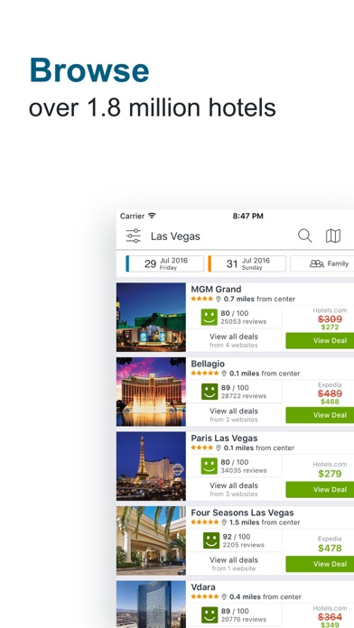 Screenshot For Trivago Compare Hotels Save In United States App Store