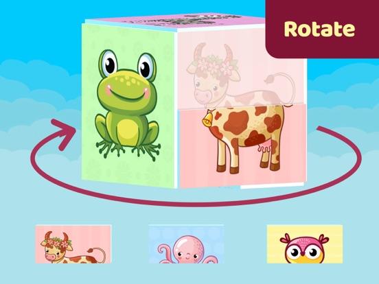 Игры для детей: мозайка детям Скриншоты8