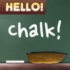 Hello Chalk icon