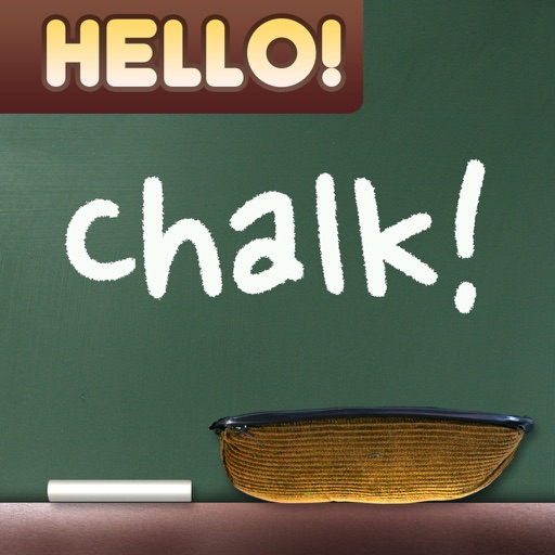 Hello Chalk iOS App