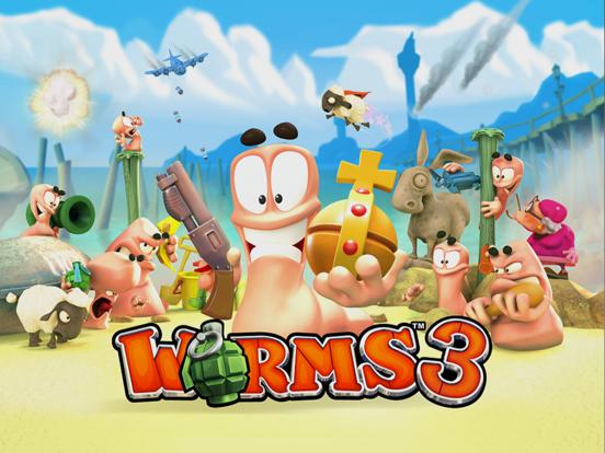 Worms™ 3のおすすめ画像1