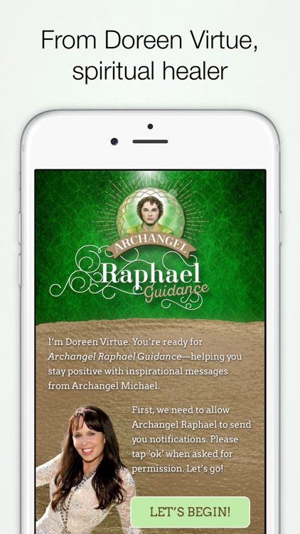 Archangel Raphael Guidance - Doreen Virtue screenshot-4