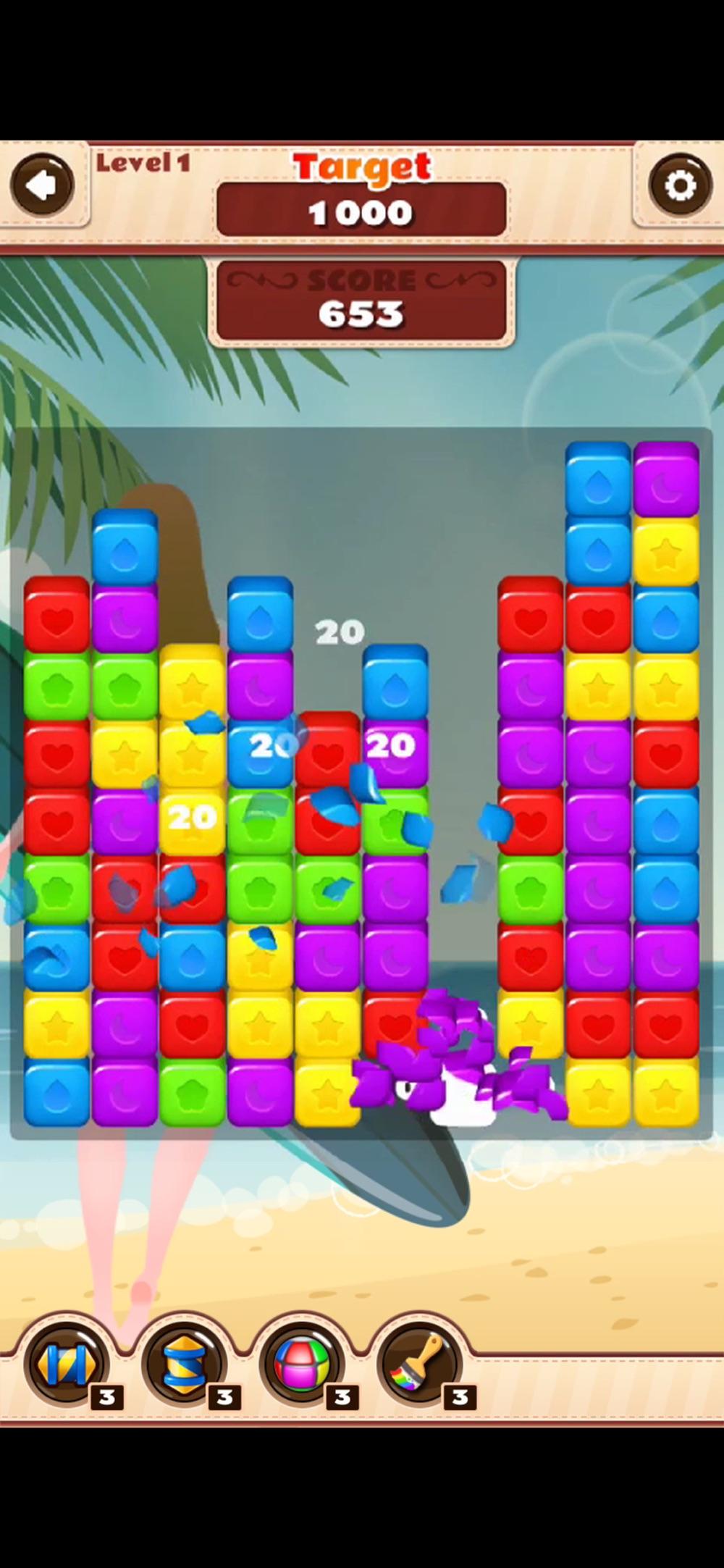 Block Puzzle POP!! Cheat Codes
