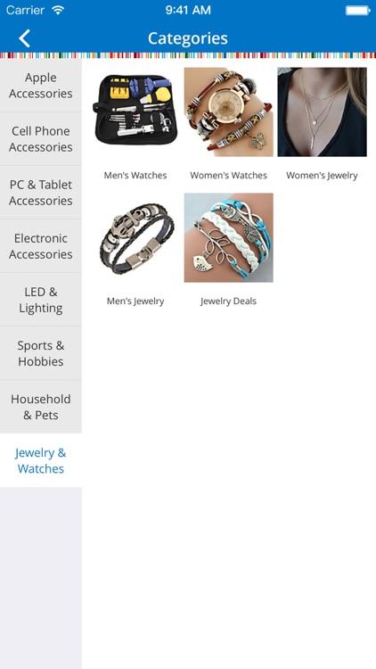 MiniInTheBox Online Shopping screenshot-4