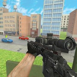 Modern City Strike Gun Shot