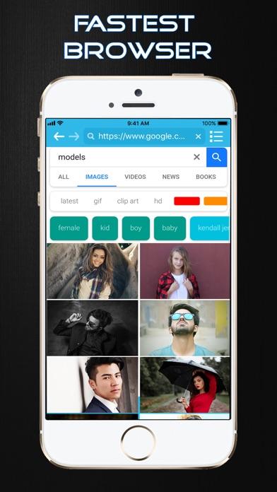 Private Browser incognito screenshot 2