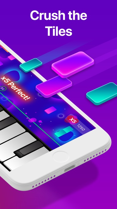 Piano Crush - Keyboard Games screenshot two