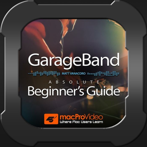Beginners Guide For GarageBand