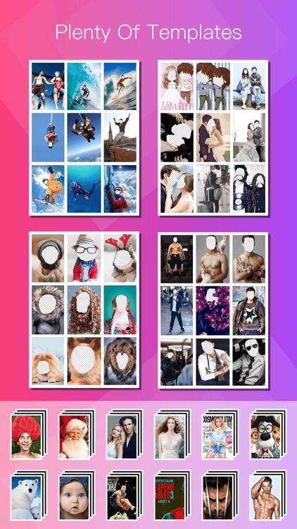 Face Morph - Blend&Swap Photos screenshot-3