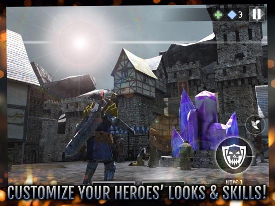 Скачать игру Heroes and Castles 2