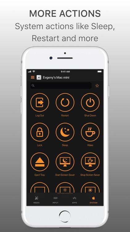 Remote Control for Mac screenshot-3