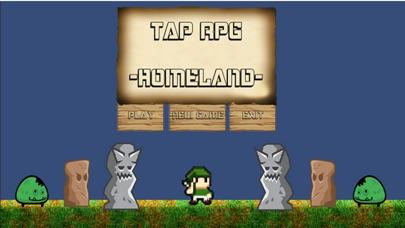 TapRPG Homeland screenshot #1