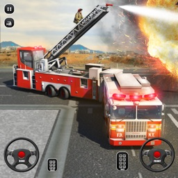 Fire Truck Driving School 2018