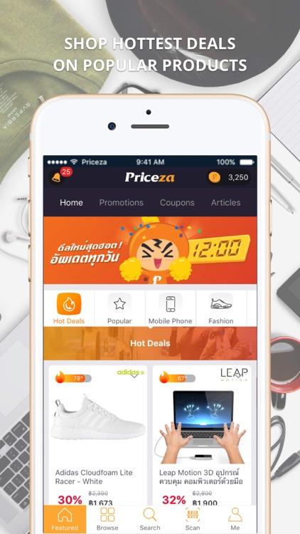 Priceza - Shop & Price Search screenshot-0