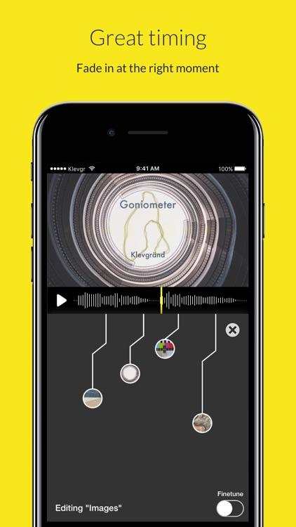 Wizibel - Audio Visualizer screenshot-3