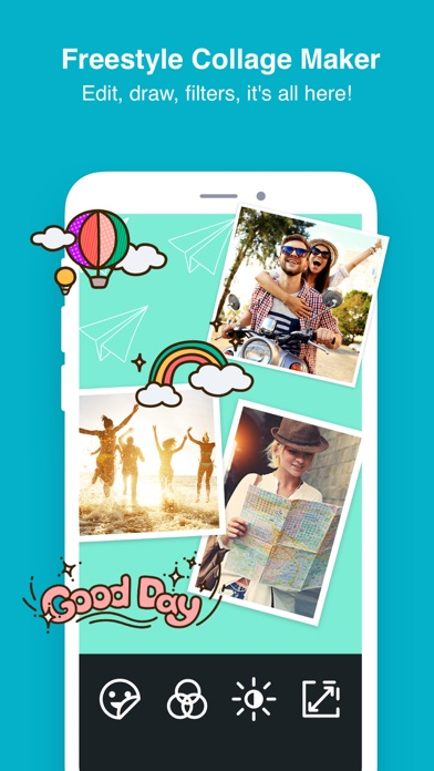 download PhotoGrid - Video & Pic Editor apps 5