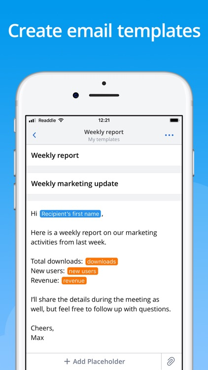 Spark - Email App by Readdle screenshot-7