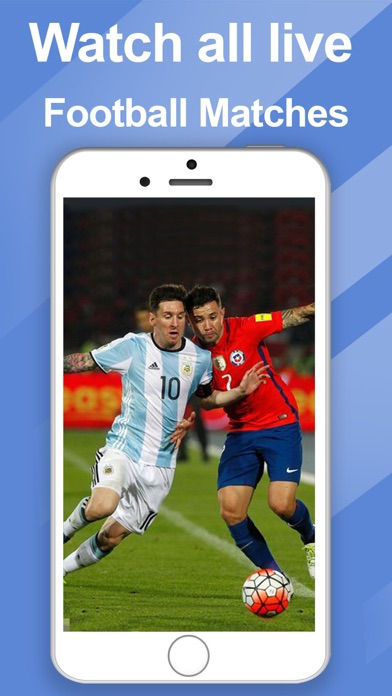 Live Football TV HD Streaming screenshot