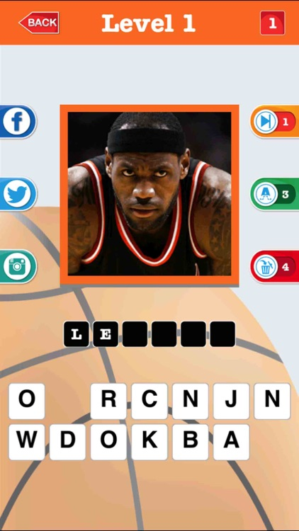 Guess The Basketball Player screenshot-0