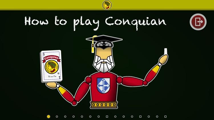 Conquian 333 Gratis screenshot-4