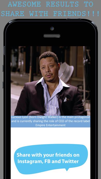 Quiz for Empire TV Show fans screenshot four
