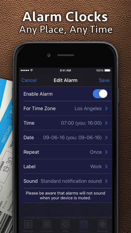 World Clock Pro - Worldwide Clocks screenshot-3