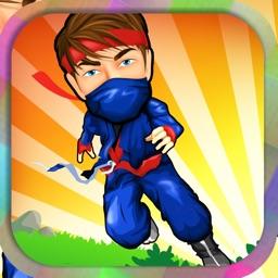 Doodle Ninja Run