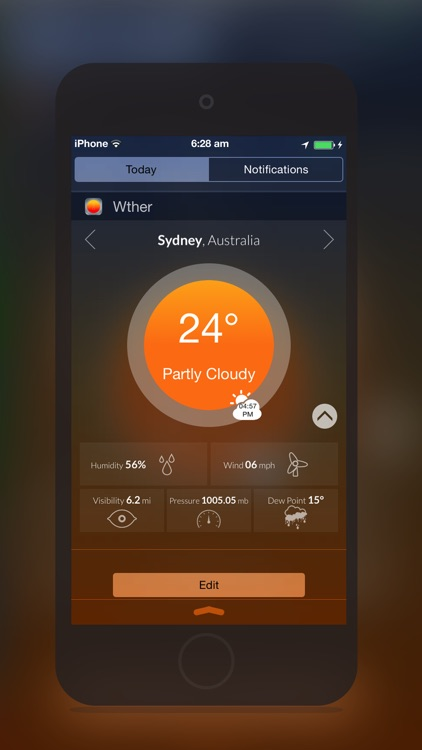 Wther : Bright Weather Forecast screenshot-4