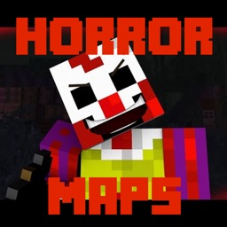 Horror Maps for Minecraft PE - Best Database The Scariest Maps for Pocket Edition