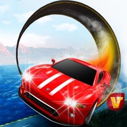 Extreme Car Driving Simulator 3D - Crazy Car Stunts on Hill top roads