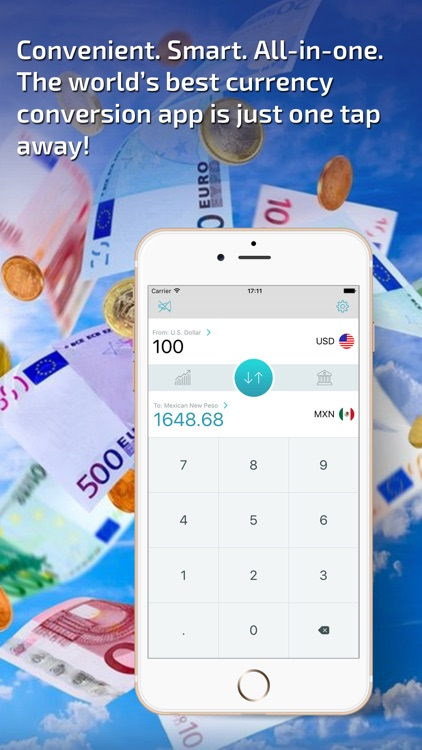 Perfect Currency Converter - Foreign Money Exchange Rate