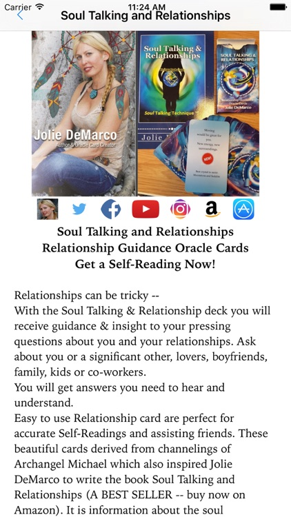 Soul Talking & Relationships