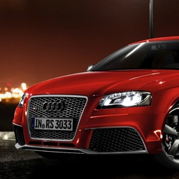 HD Car Wallpapers - Audi RS3 Edition