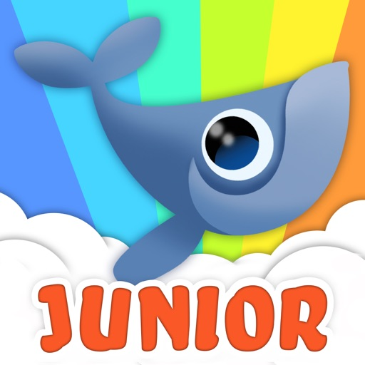 Whale Trail Junior iOS App