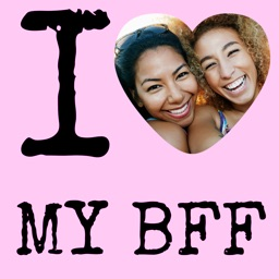 BFF Friends Photo Frames - Friendship Photo Editor