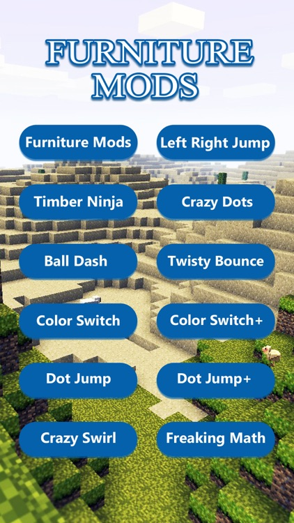 Furniture Mod & Video Guide - Pocket Wiki & Game Tools for MineCraft PC Edition