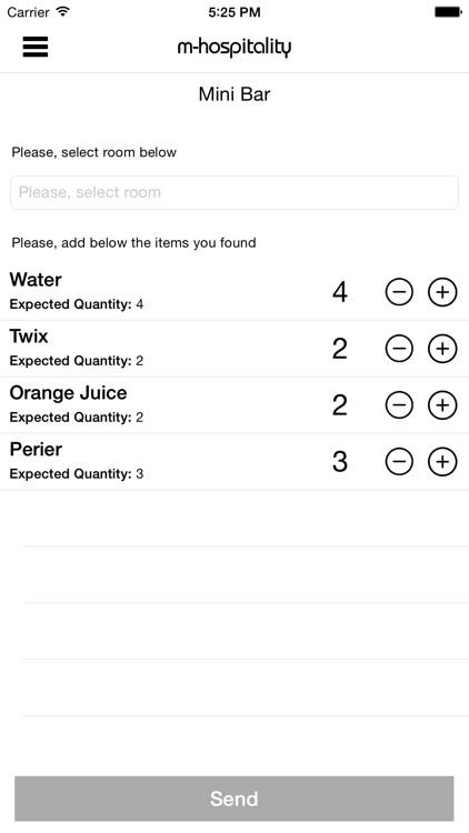 M-Hospitality Task Manager screenshot-4