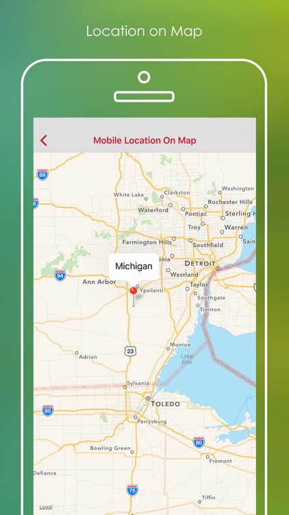Mobile Number Location Finder with Cell Tracker function screenshot-3