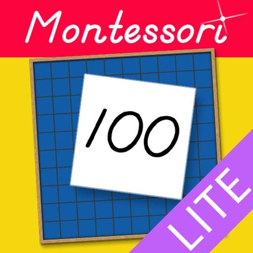 Montessori rekenmaterialen – Het honderdbord Lite icon