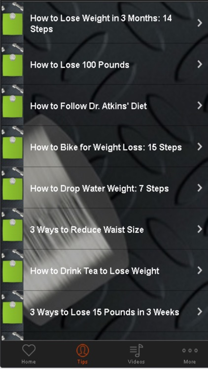How to Lose Weight - Tips for Losing Weight The Healthy Way